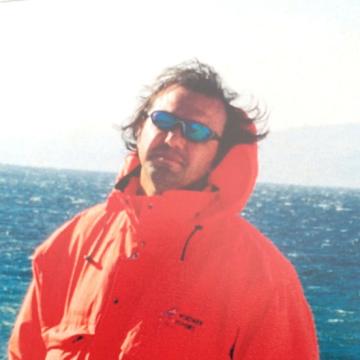 Sinan Saral, 46, Istanbul, Turkey