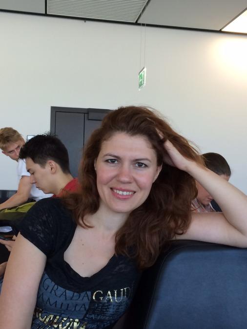 Olga, 37, Moscow, Russian Federation