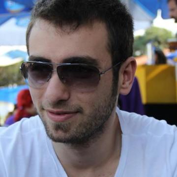 Akay Basaran, 30, Istanbul, Turkey