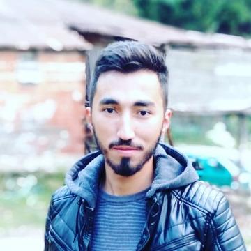 Ali, 24, Gebze, Turkey