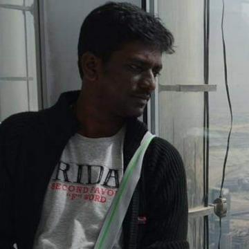 gowrishankar, 32, Chennai, India