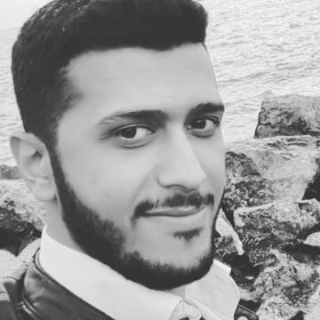 Ali Erçel, 27, Adana, Turkey