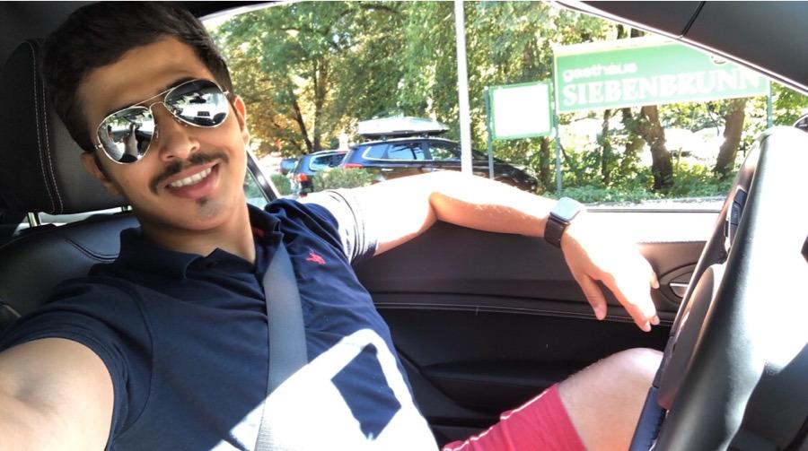 Yasir, 26,