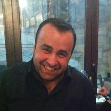 Emre Tarıoğlu, 46, Istanbul, Turkey