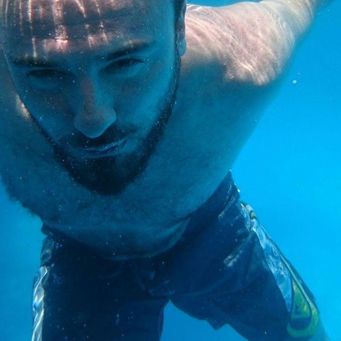 Orhan Özkan, 30, Istanbul, Turkey