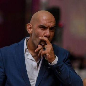 Maged Hegazi, 36, Cairo, Egypt