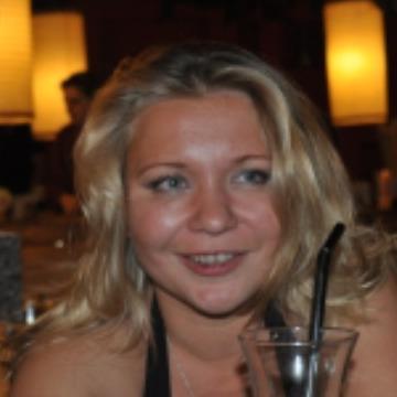 Evgenia Litife, 39, Moscow, Russian Federation