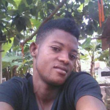 Okyere, 28, Kumasi, Ghana