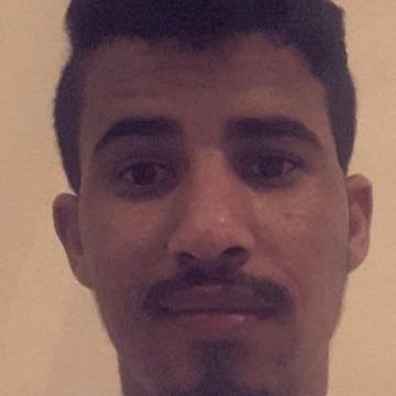 Fares, 22, Bishah, Saudi Arabia