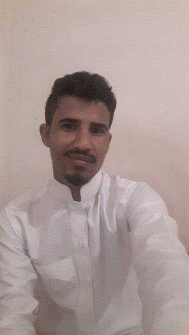 Fares, 23, Bishah, Saudi Arabia