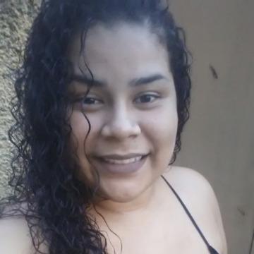 Vitoria Castro, 19, Presidente Prudente, Brazil