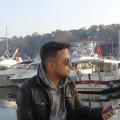 Hamza, 25, Istanbul, Turkey