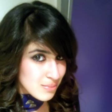 Payal Kapoor, 22, Karachi, Pakistan
