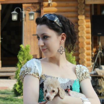Elina, 27, Almaty, Kazakhstan