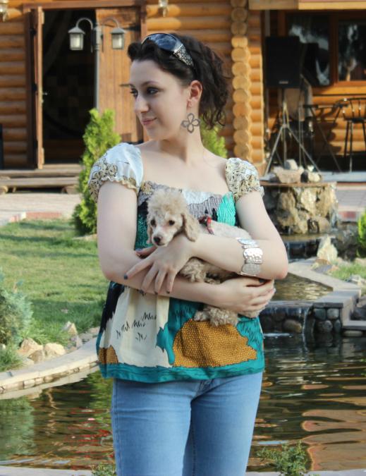 Elina, 30, Almaty, Kazakhstan