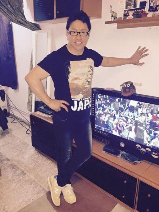 Patricio Valle, 37, Barcelona, Spain