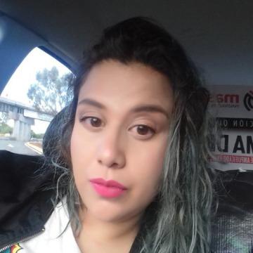 Leslie Ayup, 32, Zacatecas, Mexico