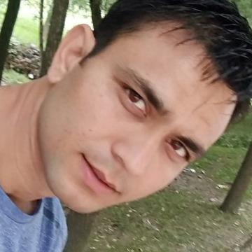 Jamsheed Tahir, 32, Mangalore, India