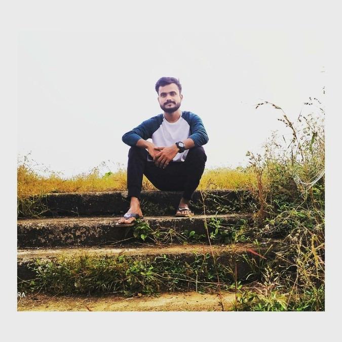 Praveen Rathod, 27, Vashi, India