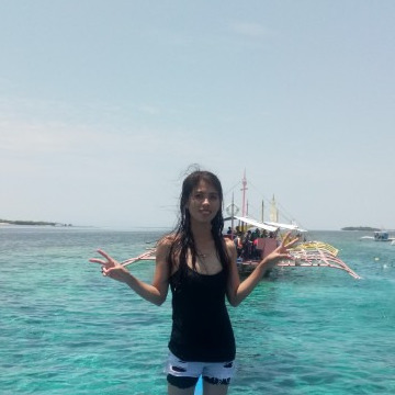 Ma Eva Olivar Bitoon, 25, Danao City, Philippines