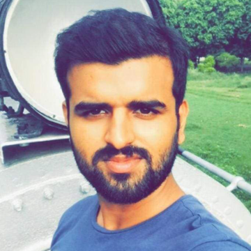 Ahmed, 26, Lahore, Pakistan
