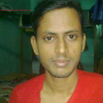 Shaikh Azaharuddin, 33, Calcutta, India