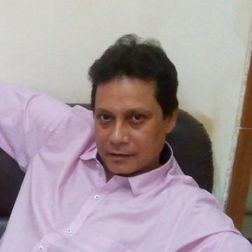 Bishnu Chakraborty, 47, Mumbai, India