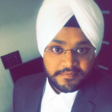 Yadwinder Singh, 25, Chandigarh, India