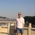 Simon Lloyd, 41, Chiang Mai, Thailand