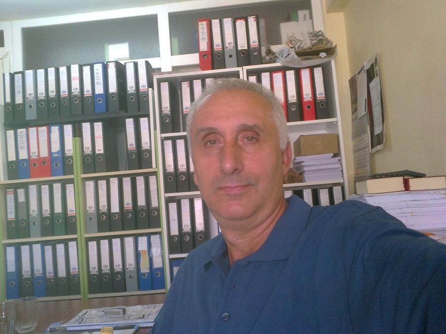 orhan, 57, Istanbul, Turkey
