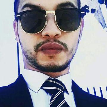 Mojahid Abdelaziz, 24, Rabat, Morocco