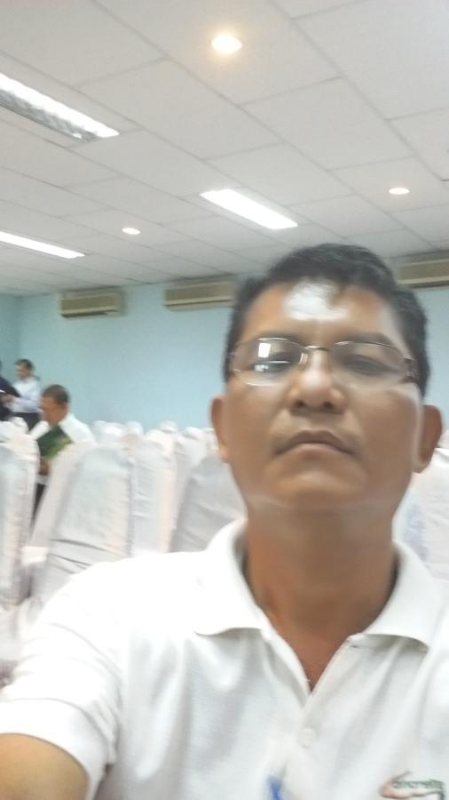Aung, 52, Yangon, Myanmar