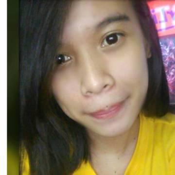 Maybelen Guillarda, 21, Manila, Philippines