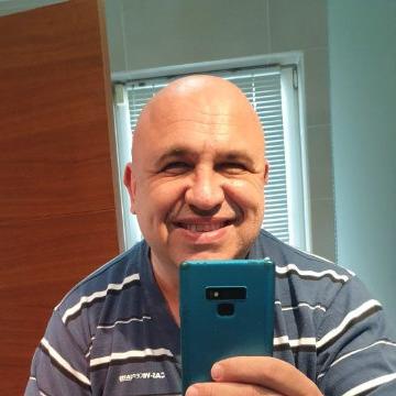 Tansel, 50, Istanbul, Turkey