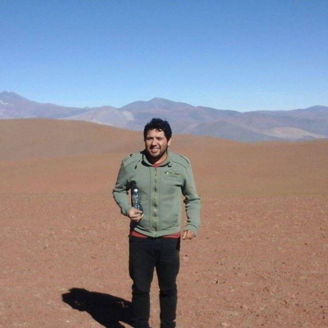 Matias Moreno, 30, Cordova, Argentina