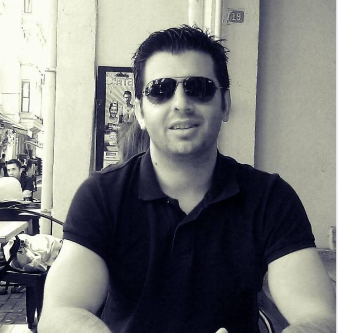 Metin Şimşek, 35, Istanbul, Turkey
