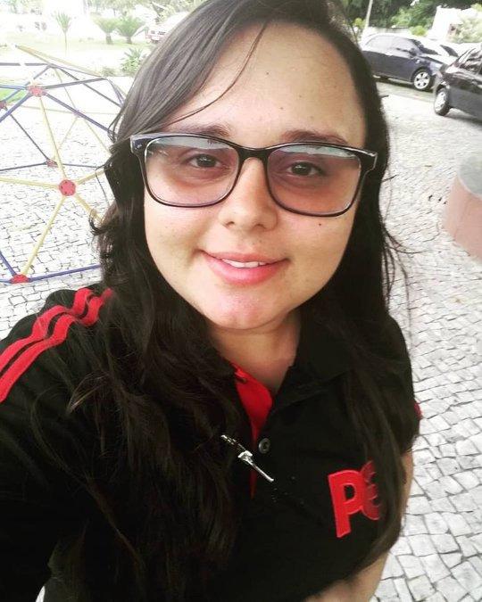 Angelica Freitas, 24, Amontada, Brazil