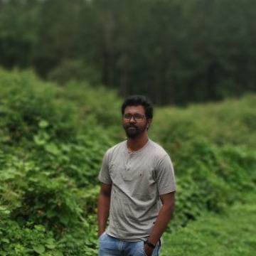 Natarajan C, 27, Mumbai, India