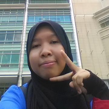 Nurain, 23, Banting, Malaysia