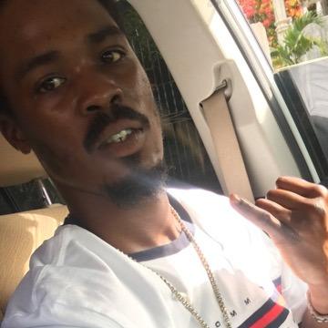 Javadean Richards, 25, Ocho Rios, Jamaica