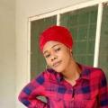 Bella White, 23, Takoradi, Ghana