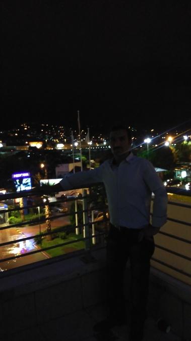 Muhtar, 40, Amasya, Turkey
