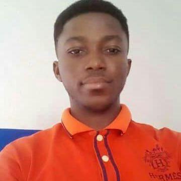 Ebenezer Baafi, 26, Accra, Ghana