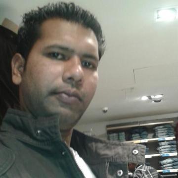 Aqib Ibrahim, 31, Dubai, United Arab Emirates