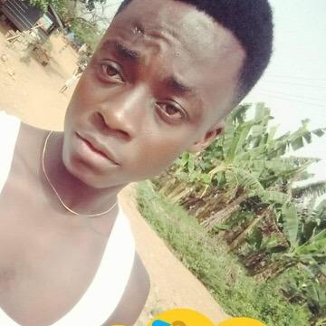 Junior Ibrah, 18, Ghana Town, The Gambia