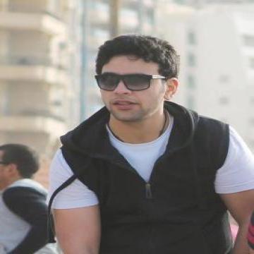 Ibrahim Abdelkader, 31, Alexandria, Egypt