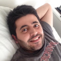 Murat Tosmur, 31, Adana, Turkey