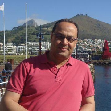 Mohamed, 50, Cairo, Egypt