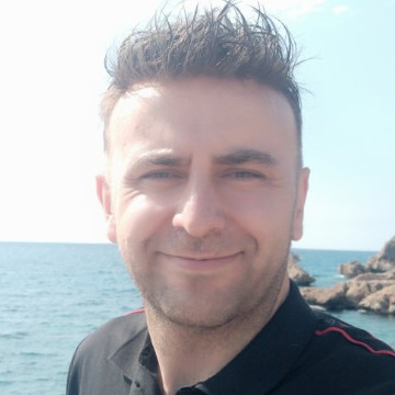 Kadir K., 34, Antalya, Turkey