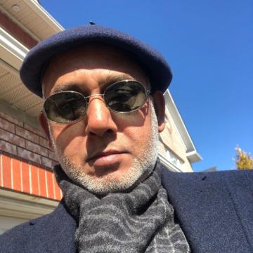 Hamid Shabbir, 57, Lahore, Pakistan